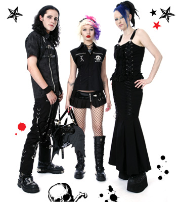 dead threads gothic punk rockabilly clothing